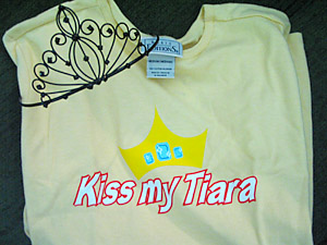 [kiss my tiara]